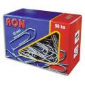 Spony kancelářské 32 mm RON 462 šípové balení 50ks