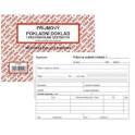 Příjmový pokladní doklad PT020