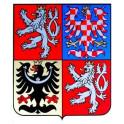 Státní znak ČR 420×350 mm, plast 0,9 mm tloušťka