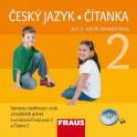Český jazyk / Čítanka 2 - CD