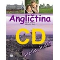 ANGLIČTINA 8. ROČNÍK CD