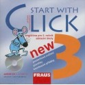 Start with Click New 3 - CD