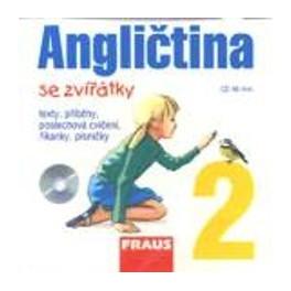 Angličtina se zvířátky 2 - CD