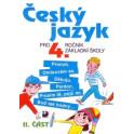 Český jazyk pro 4. r. ZŠ, učebnice (2. část)