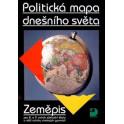 Politická mapa dnešního světa pro 8. a 9. ročník ZŠ - zeměpis