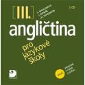 Angličtina pro jazykové školy 3 - NOVÁ - 2 CD