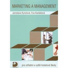 Marketing, management pro střední a vyšší hotelové školy