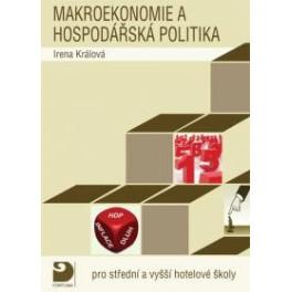 Makroekonomie a hospodářská politika státu pro střední a vyšší hotelové školy
