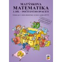 Matýskova matematika, 3. díl - počítání do 20 bez přechodu přes 10