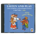 CD LISTEN AND PLAY With Teddy Bears! 1. díl