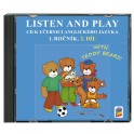 CD LISTEN AND PLAY With Teddy Bears! 2. díl