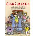 Český jazyk 3 (učebnice)