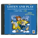 CD LISTEN AND PLAY With Magicians! 1. díl (2 CD)