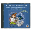 CD LISTEN AND PLAY With Magicians! 2. díl (2 CD)