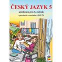 Český jazyk 5 (učebnice)