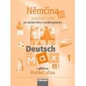 Deutsch mit Max A1 - díl 1, pracovní sešit