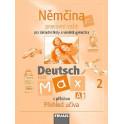 Deutsch mit Max A1 - díl 2, pracovní sešit