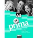 Prima A2 - díl 3, příručka učitele