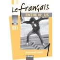 Le français ENTRE NOUS 1 - pracovní sešit