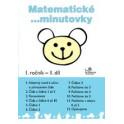 Matematické minutovky 1 – 1. díl