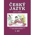 Český jazyk 2. ročník – 1. díl