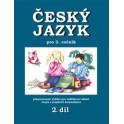 Český jazyk 2. ročník – 2. díl