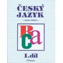 Český jazyk 4. ročník – 1. díl