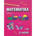 Matematika 5. ročník – 1. díl
