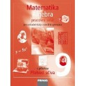 Matematika 9 - Algebra - pracovní sešit
