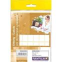 Samolepicí etikety 10listů A6 15 x 27mm