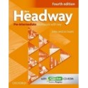 New Headway Pre-Intermediate  4th Edition -  Workbook (Czech Edition) + DVD