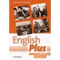 English Plus 4 Workbook with MultiROM (Czech Edition)