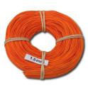 Pedig 1,5 mm oranžový125 g