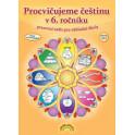 Procvičujeme češtinu v 6. ročníku - pracovní sešit, Čtení s porozuměním