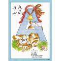 Hláska A - nástěnný obraz