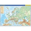 Evropa – příruční mapa