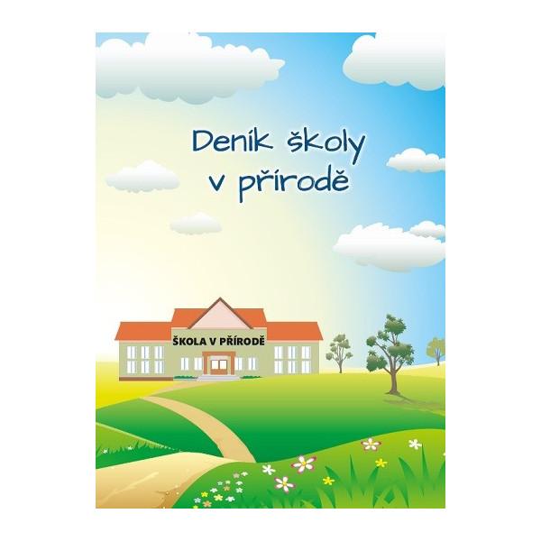 140eceb7c8601 Deník školy v přírodě pro děti