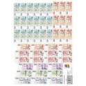 Karta bankovek (Kč)