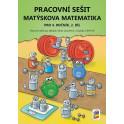 Matýskova matematika, 4. ročník 2. díl (pracovní sešit)
