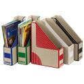 Pořadač - archivní dokument box zkosený EMBA