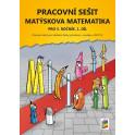 Matýskova matematika, 5. ročník 1. díl (pracovní sešit)