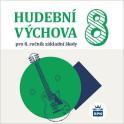 HUDEBNÍ VÝCHOVA 8 - CD