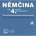 Němčina 4 - CD, německý jazyk