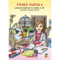 Český jazyk 4, 2. díl (pracovní sešit)