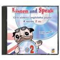 CD LISTEN AND SPEAK