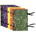 Desky spisové s tkanicí A4 EKO černé