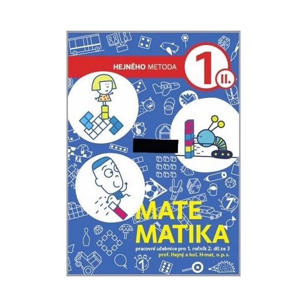 Matematika 1, 2. díl (Hejného metoda)